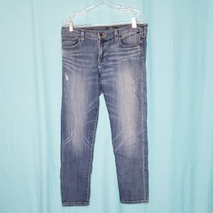 Lucky Sienna Slim Boyfriend Denim Jeans size 10